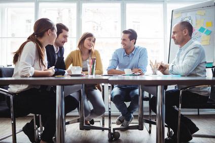 Organisationsentwicklung - Förderung von Zusammenarbeit, Teamkultur und Führungskompetenz im Unternehmen