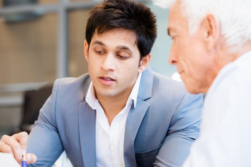 Persönliches Coaching fördert die Handlungskompetenz von Führungskräften